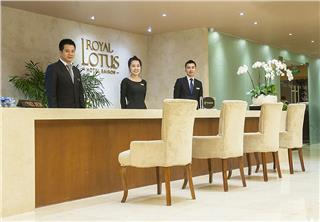 Royal Lotus Hotel Saigon introduction