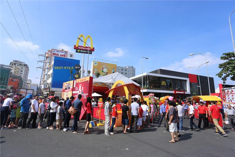 First McDonald