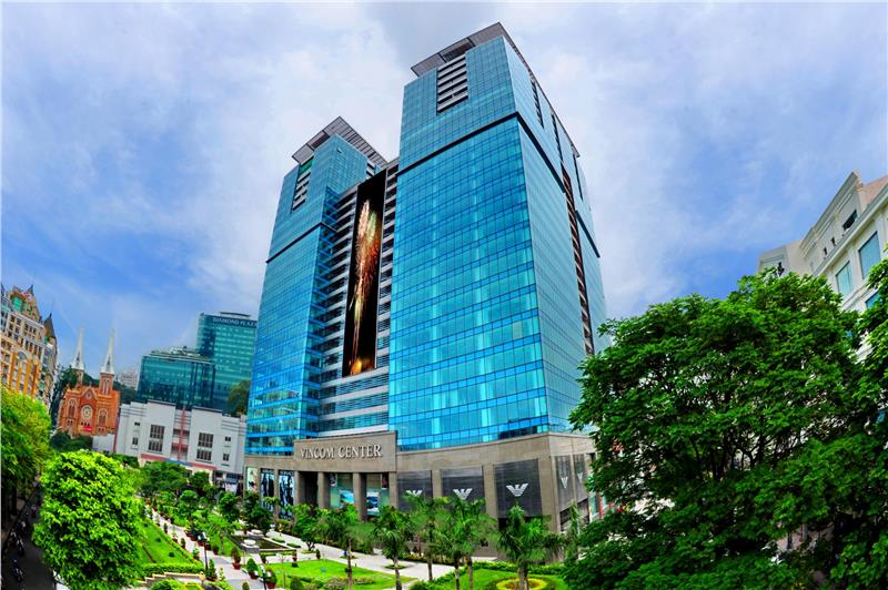 Ho Chi Minh City - a place of commercial centers