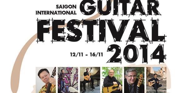 Saigon International Guitar Festival 2014