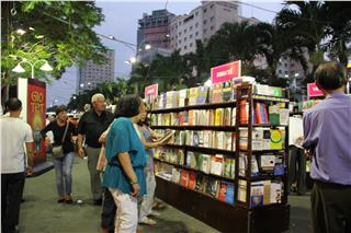 Ho Chi Minh City Book Street Festival welcomes Lunar New Year