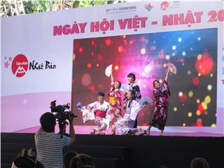 Vietnam Japan Day 2014 held in HCM City