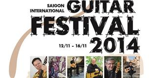 Saigon International Guitar Festival 2014