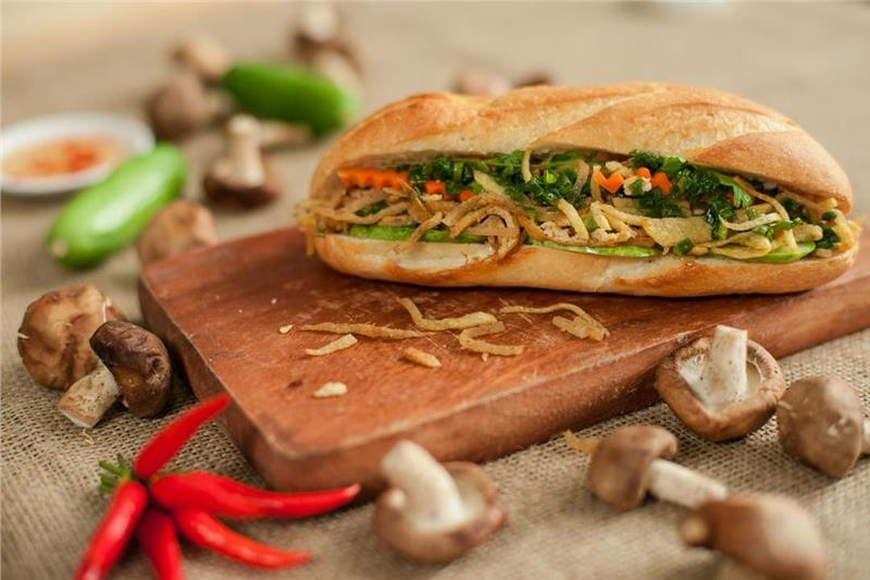 Bánh mỳ Sài Gòn