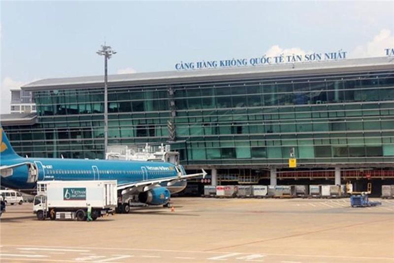 Sân bay Tân Sơn Nhất là sân bay quốc tế lớn nhất Việt Nam
