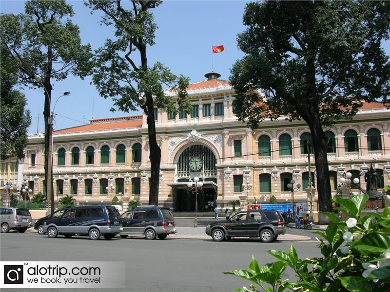 General Post Office view from street