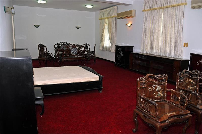 One bed room in Reunification Palace