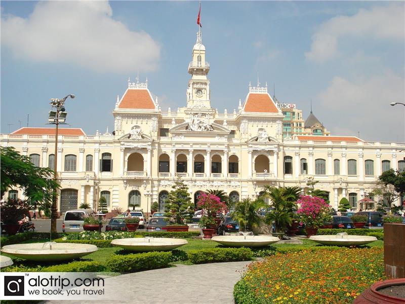 City Hall panaroma