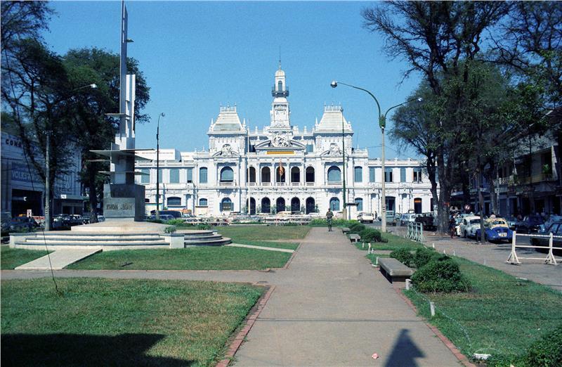 Saigon 1967 - City Hall