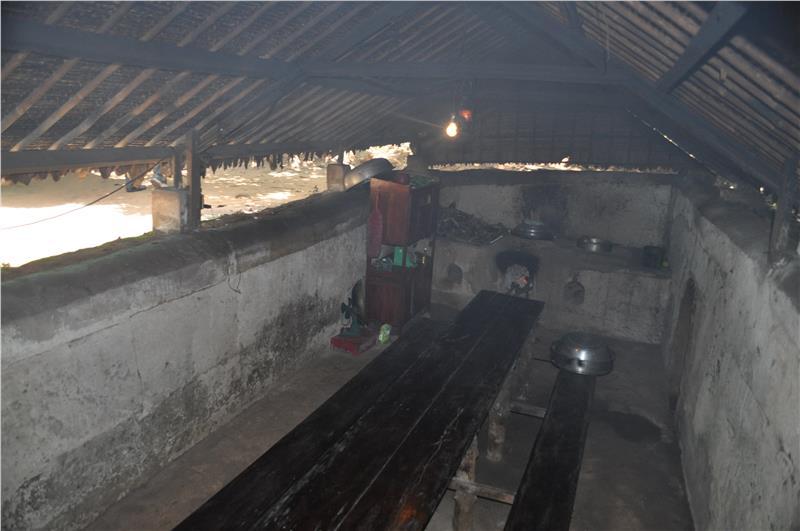 Cu Chi Tunnels - Kitchen