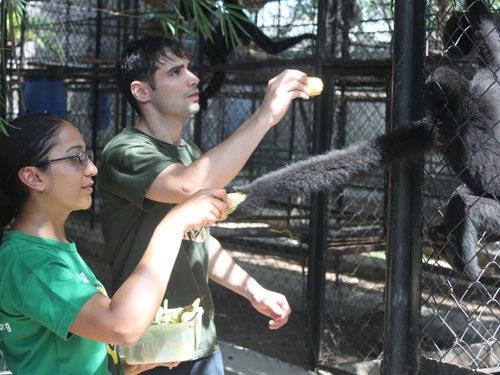 Cu Chi Wildlife Rescue Station