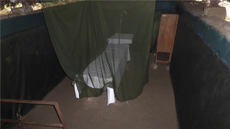 Field Hospital in Cu Chi Tunnels