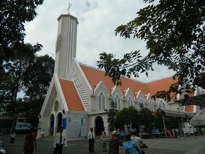 Duc Me HCG Church