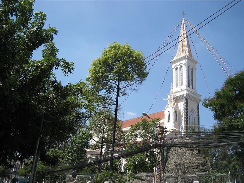 Huyen Sy Church