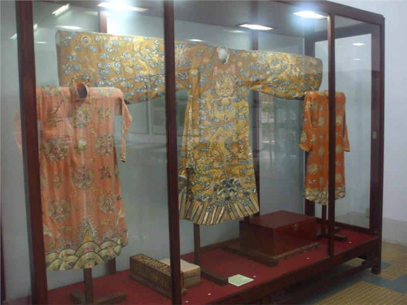 Vietnam History Museum in Ho Chi Minh City