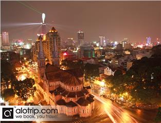 The Sea & Highland Ho Chi Minh - Cu Chi - Nha Trang - Da Lat