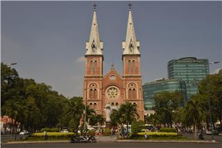 Saigon – Traces of time