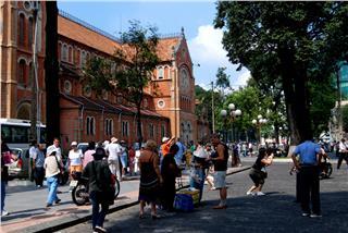Ho Chi Minh City – Top tourist city