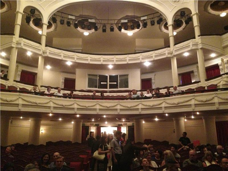 Inside Saigon Opera House