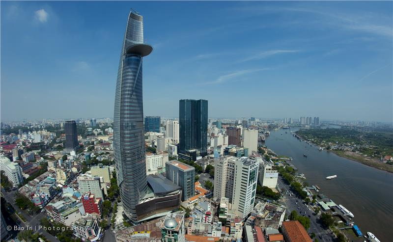 Saigon Skydeck on Building Home House Plans