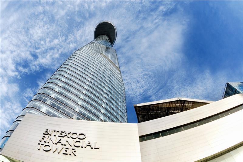 Saigon Skydeck on Bitexco Financial Tower