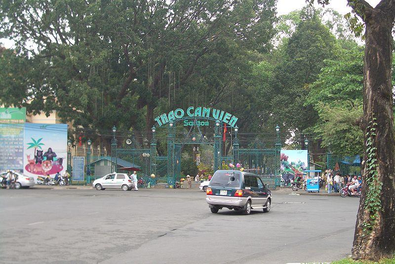 Saigon Zoo and Botanical Gardens