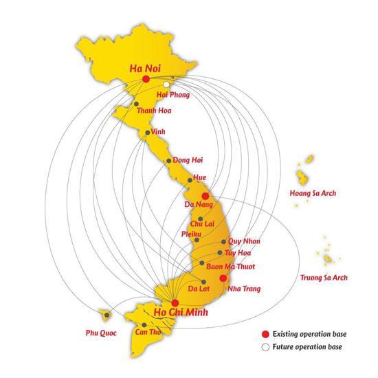 Truy cập Alo Trip, hành khách có nhiều lựa chọn khách nhau cho chuyến đi đến Sài Gòn của mình