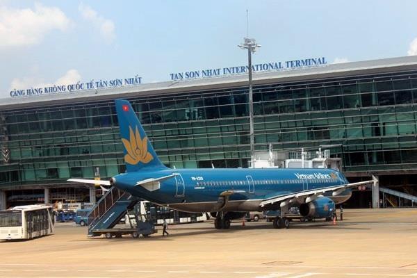 Vietnam Airlines tại sân bay quốc tế Tân Sơn Nhất