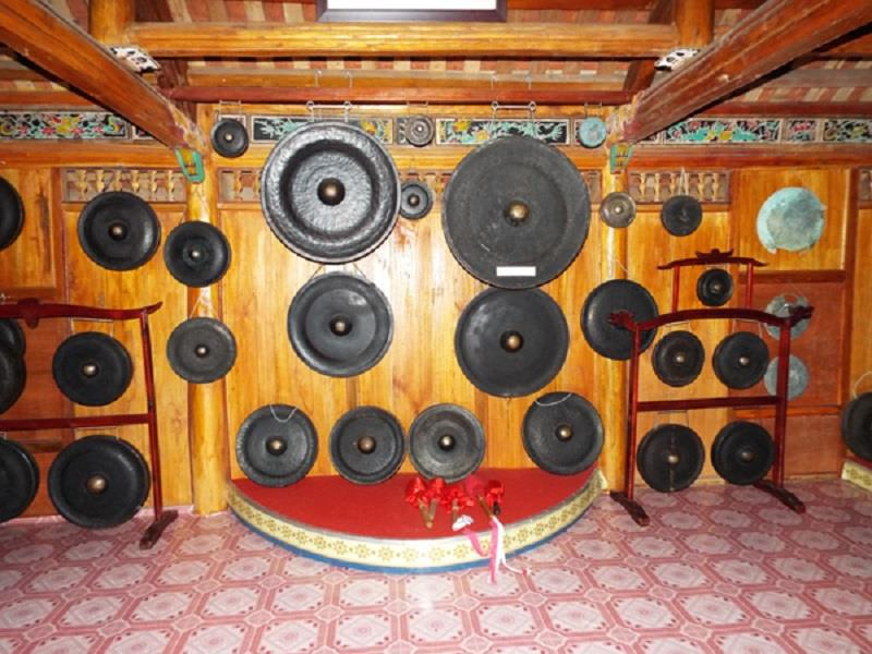 Exhibition of Gong