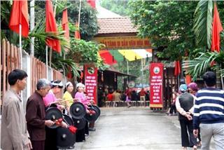 Hoa Binh has new Muong Cultural Heritage Museum
