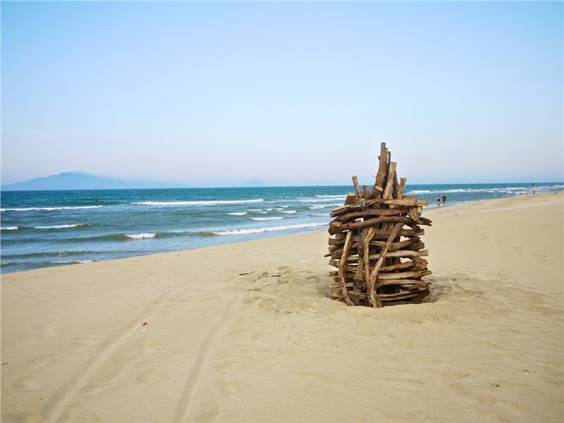 Cua Dai Beach In Hoi An