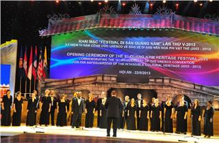 Hoi An hosts the 4th Vietnam International Choir Competition