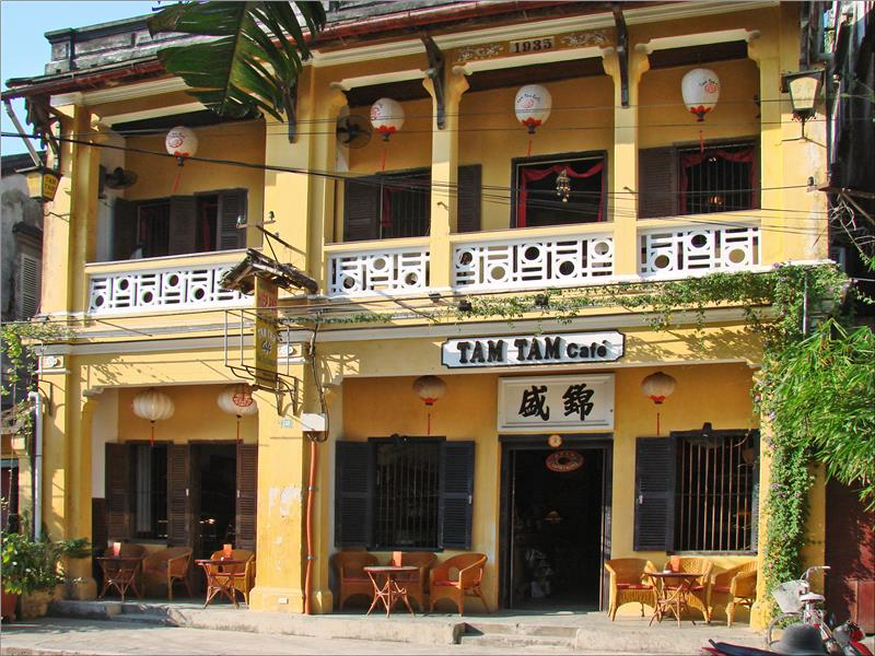 Cafe in Hoi An