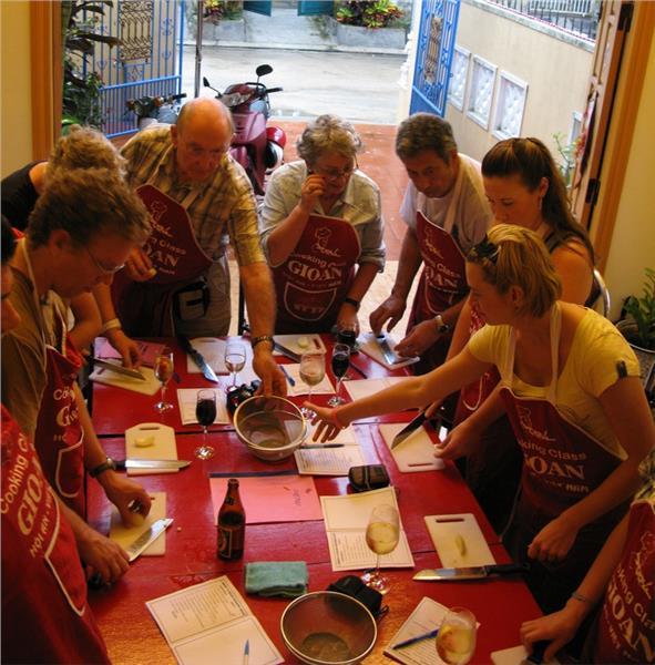 Inside Hoi An Cooking Class