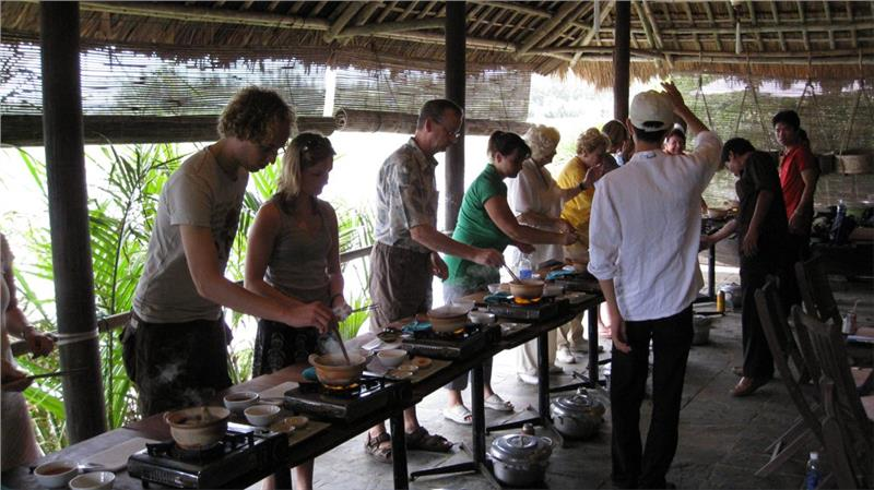 Participate in Hoi An Cooking Class