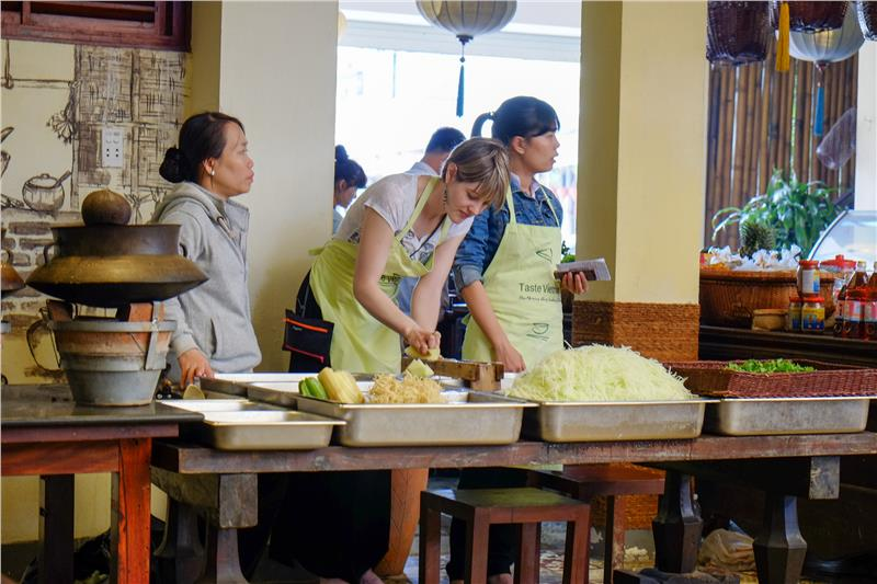 Take part in Hoi An Cooking Class