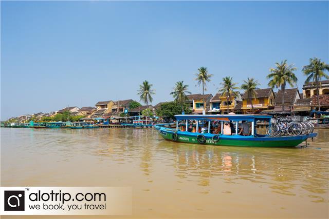Hoi An river cruise