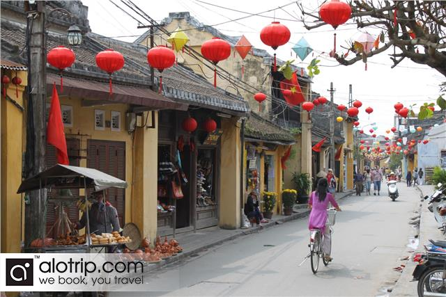 attractive Hoi An Town