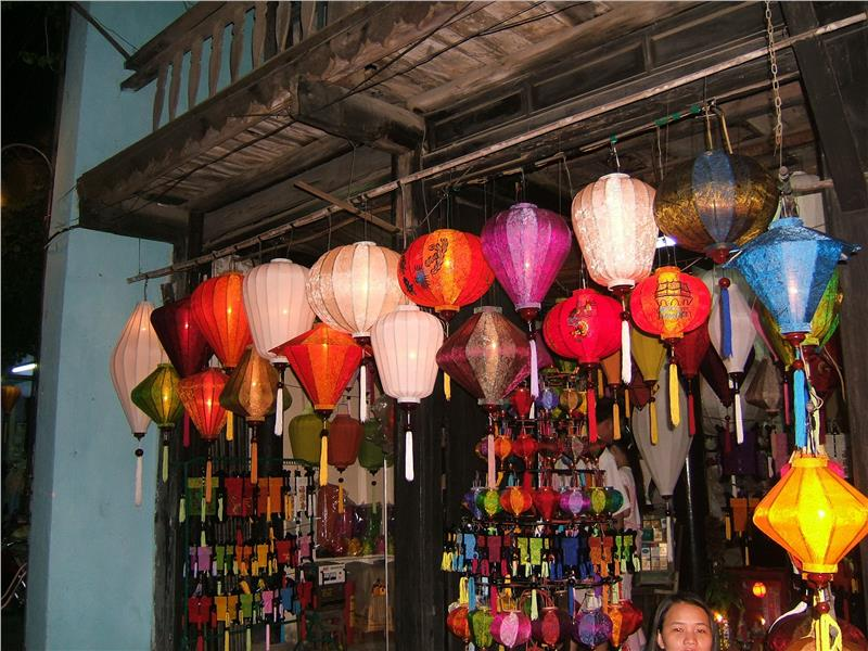 Laterns in Hoi An