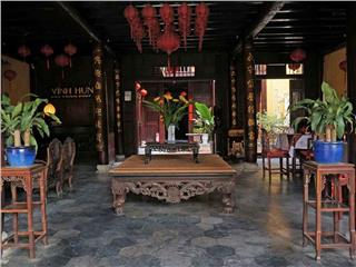 Vinh Hung Heritage Hotel introduction