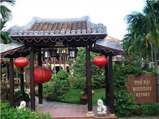 Pho Hoi Riverside Resort introduction