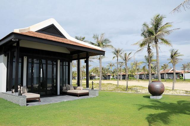 Luxury Vietnam resorts with The Nam Hai Resort