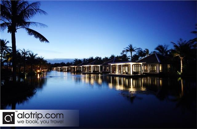 Make you life beautiful with The Nam Hai Vietnam resort