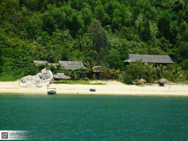 Beach in Cu Lao Cham