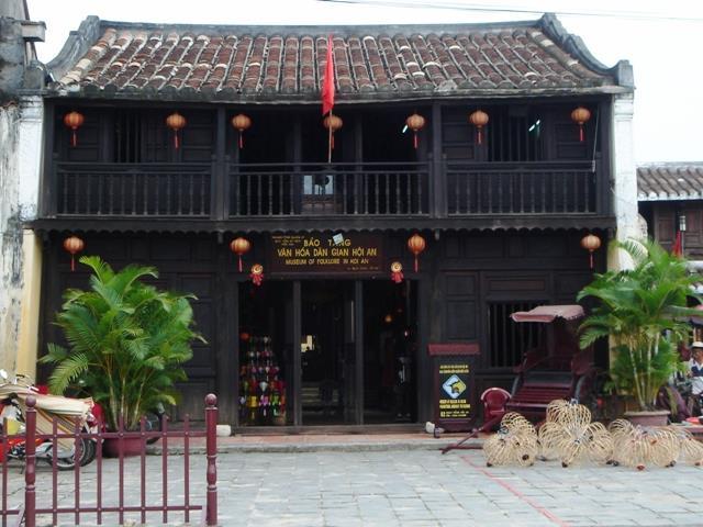 Hoi An Museum of Folk Culture