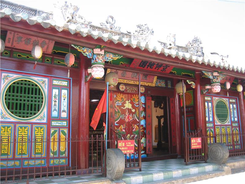 Ong Pagoda in Hoi An