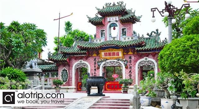 Phuc Kien Assembly Hall gate