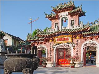 Relics in Hoi An and Hue open free on Tet holiday
