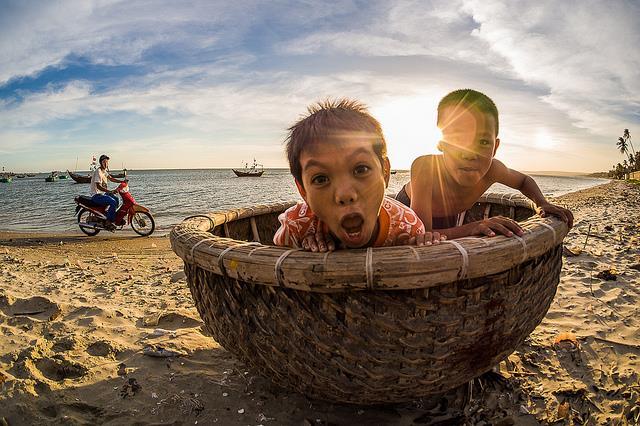 Vietnam with kids - 6 fun activities