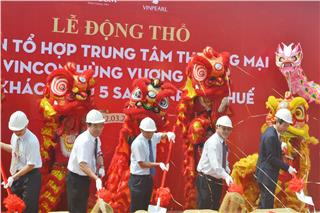 Biggest Vincom Hung Vuong in Hue